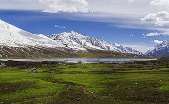 Shandur Pass - Shandur pass