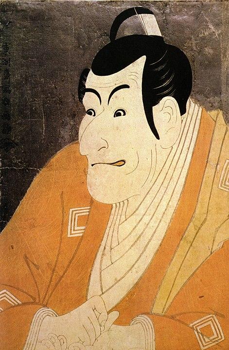 5代目 市川團十郎(Danjuro Ichikawa 5th)Wikipediaより