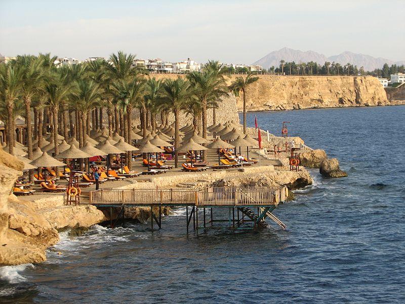 Mergulho com snorkel no Egito