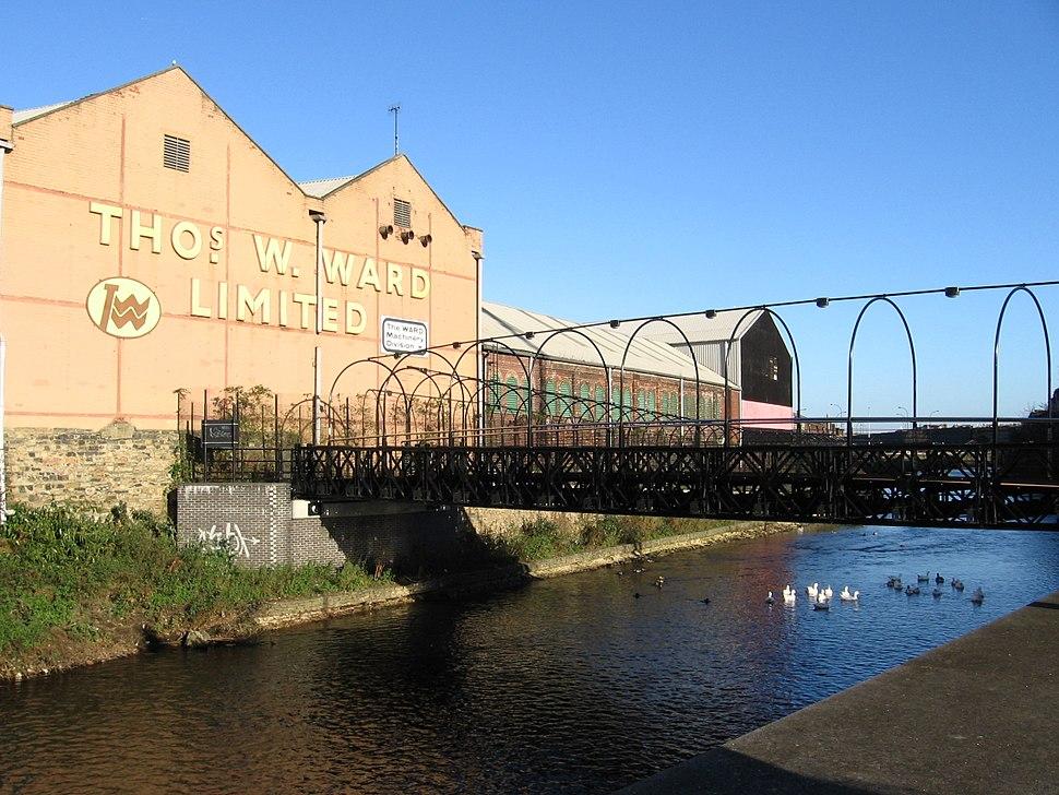Sheffield - Bailey Bridge