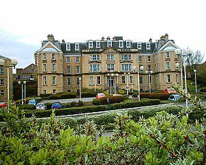 Sheffield Royal Infirmary - The nurses home