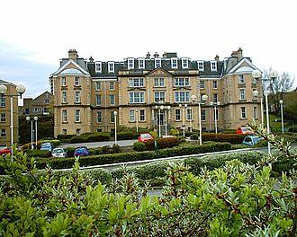 Sheffield Royal Infirmary - The nurses' home