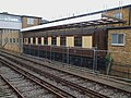 Shepperton station Malaga pullman car.JPG