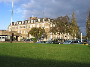 Cambridgeshire County Council - Image: Shire Hall, Cambridge geograph.org.uk 84489