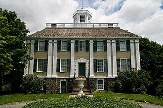 William Eustis - The Shirley-Eustis House, in the Roxbury section of Boston