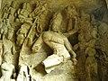 Shiva as Nataraja at Elephanta Caves.jpg