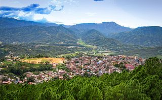 Tansen, Nepal Place in Western, Nepal