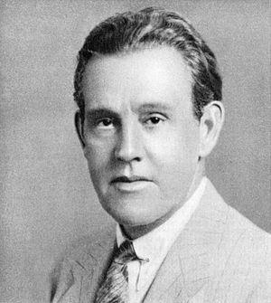 Sidney Toler - Sidney Toler in 1930