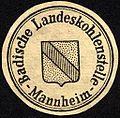Siegelmarke Badische Landeskohlenstelle - Mannheim W0227858.jpg