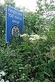 Sign on Shrill Down - geograph.org.uk - 861492.jpg