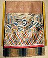 Silk apron from Tibet, early 20th century, East-West Center.JPG