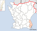 Simrishamn Municipality in Scania County.png