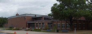 Simsbury High School - Image: Simsbury High cropped