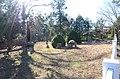 Singleton Family Cemetery, Looking West.JPG