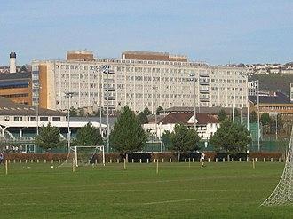 Singleton Hospital - Singleton Hospital