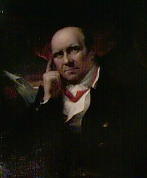 James Mackintosh - Sir James Mackintosh in later life.