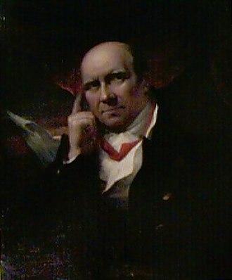 James Mackintosh - Sir James Mackintosh in later life.