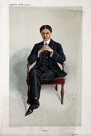 Sir Herbert Atkinson Barker. Coloured lithograph after (Elf) Wellcome V0000349.jpg