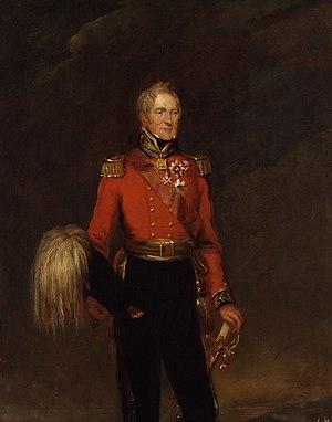 John Ormsby Vandeleur (British Army officer) - Sir John Ormsby Vandeleur