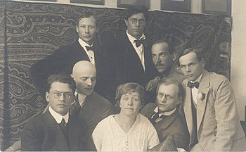 Literaturjahr 1917 – Wikipedia