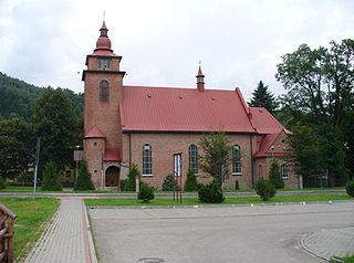 Skawica, Lesser Poland Voivodeship Village in Lesser Poland, Poland