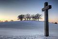 Skogskyrkogården on a beautiful winter day (4278156325).jpg