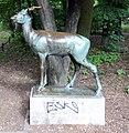 Skulptur Preußenpark (Wilmd) Antilope&Arthur Hoffmann&1926.jpg