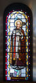 Sligo Cathedral of the Immaculate Conception Ambulatory Window 08 Francis de Sales 2013 09 14.jpg
