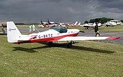 Slingsby.t67.firefly.g-bktz.arp