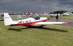 Slingsby T67 Firefly - Slingsby T67M Firefly