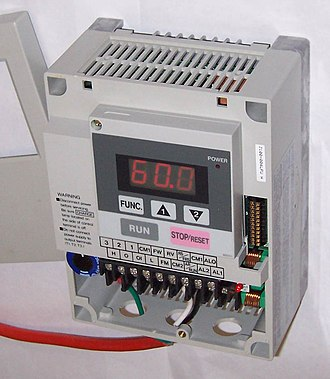 Variable-frequency drive - Small variable-frequency drive