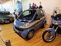 Smart Italian police car photo-1.JPG