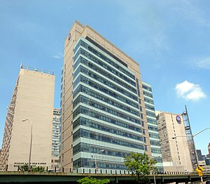 New York University School of Medicine - Smilow Research building