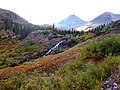 Sneffels Creek between Yankee Boy Basin and Governor Basin, Looking W-SW, Ouray Co., CO, USA - panoramio.jpg