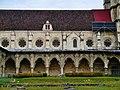 Soissons Abbaye Saint-Jean-des-Vignes Gotischer Kreuzgang 2.jpg