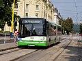 Solaris Urbino 18, Námestie osvoboditeľov.jpg