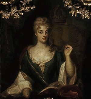 Sophia Dorothea of Hanover - Sophia Dorothea as crown princess