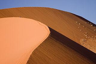 Desert sand (color) dark tan color