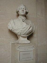 Busto de Soufflot