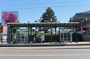 Tacoma Link - South 25th Street station