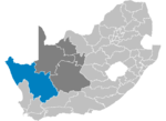South Africa Districts showing Namakwa.png