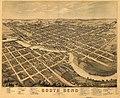 South Bend, Indiana 1874. LOC 73693389.jpg