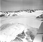 South Sawyer Glacier, icefield, firnline, and mountain glaciers, August 28, 1969 (GLACIERS 5892).jpg
