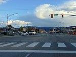 South on Main Street in Heber City, Utah, Apr 16.jpg