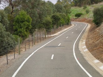 Southern Expressway (South Australia) - The Adelaide Southern Veloway