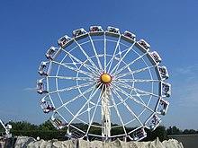 Carnival Ride The Enterprise At Coney Island