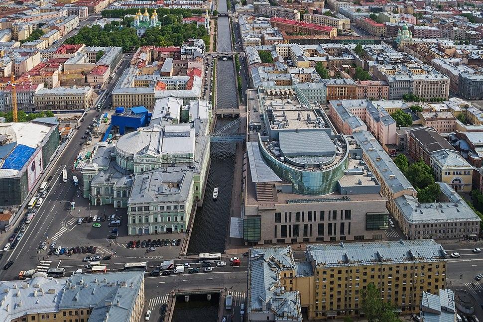 Spb 06-2017 img36 Mariinsky Theatre