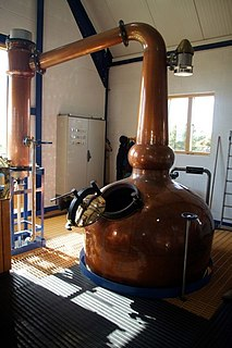 English whisky Whisky distilled in England