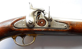 Springfield Armory - Springfield 1855 with Maynard tape primer mechanism