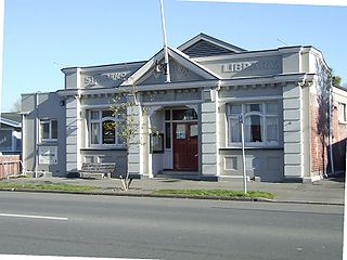 St Albans, New Zealand Place in New Zealand